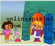 Dora saves the prince King online spiele