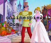 Hidden objects Cindrella spiele online